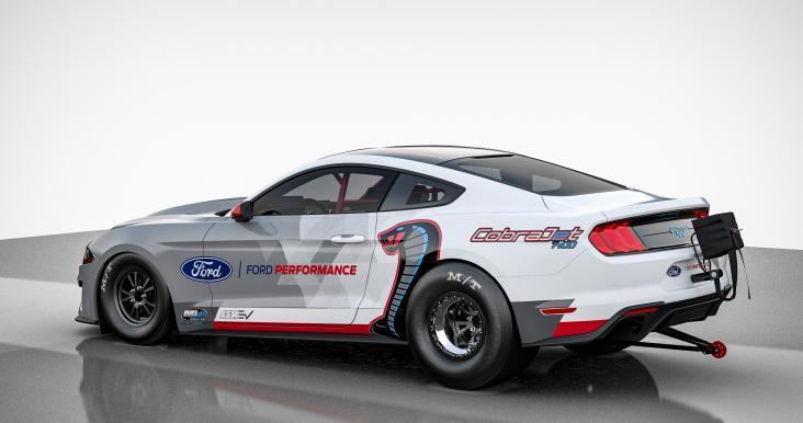 NHRA is creating an electric car class for drag racing