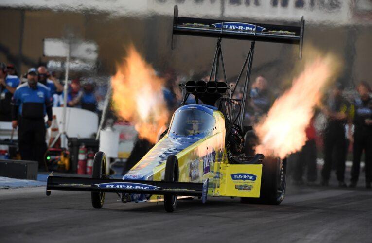NHRA: Force, Capps, Anderson, and Smith will lead Pomona fields into Sunday battle