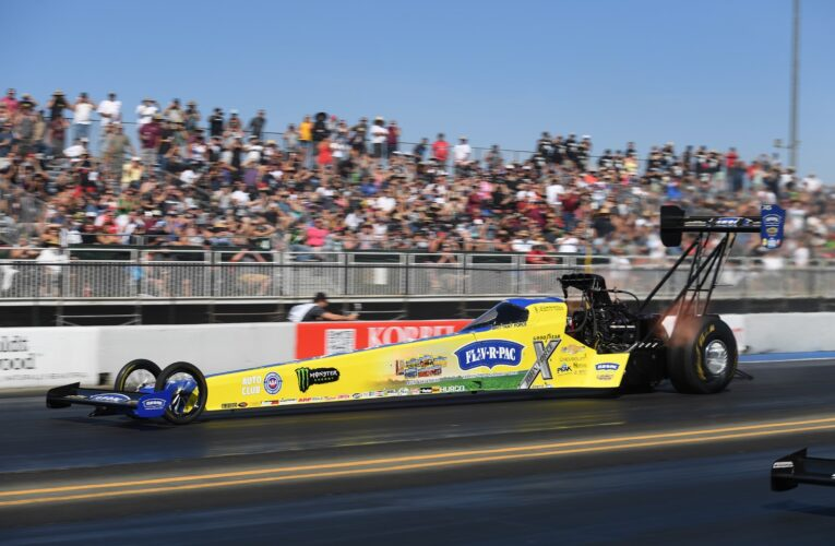 NHRA: Force, Capps, Anderson, and Smith are top qualifiers in Sonoma