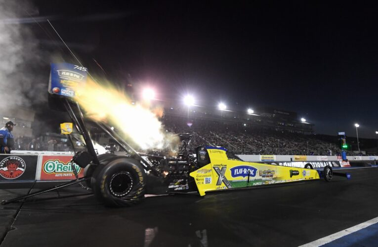 NHRA: Brittany Force, Ron Capps, Matt Hartford, and Andrew Hines tops in Sonoma