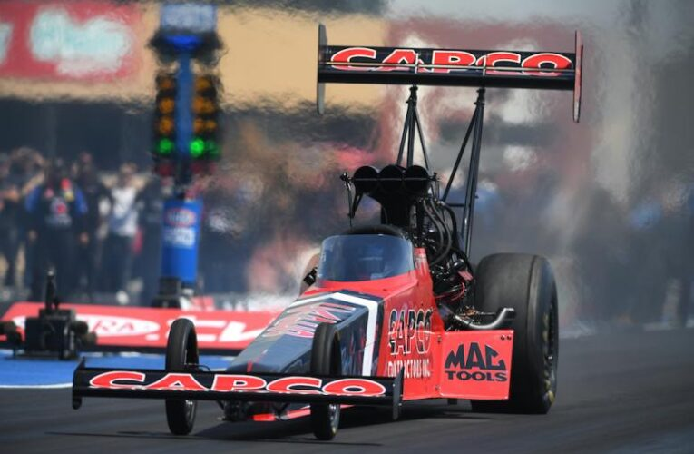 NHRA: Torrence wins Top Fuel, Hight Funny Car in Sonoma