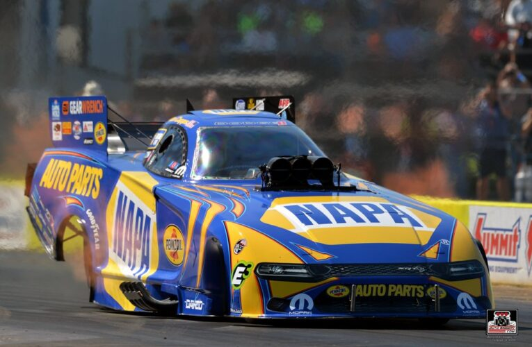 NHRA: Anderson, Ashley, Capps, and Smith win Fall Nationals