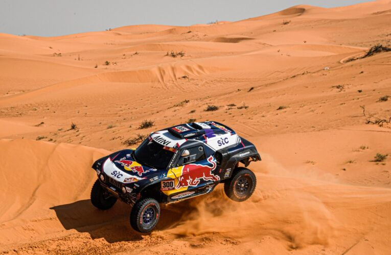 Video: A look back at behind The Scenes At The Dakar Rally 2021