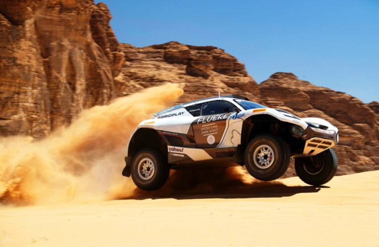 Extreme E: drivers prepare for action following shakedown in Saudi Arabia