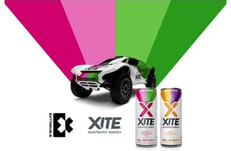 Extreme E partners with XITE Energy drink