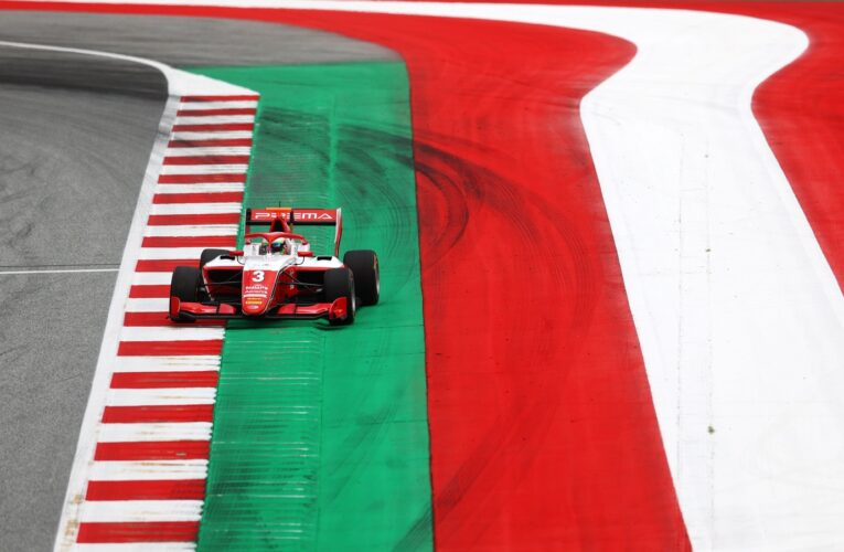 F3: Caldwell beats Crawford to P1 in the opening session at Spielberg