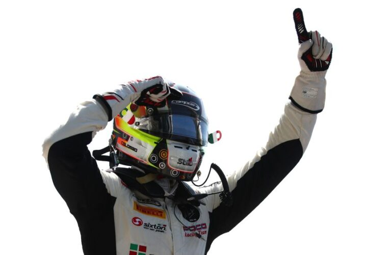F3: Colombo wins first sprint race in Budapest