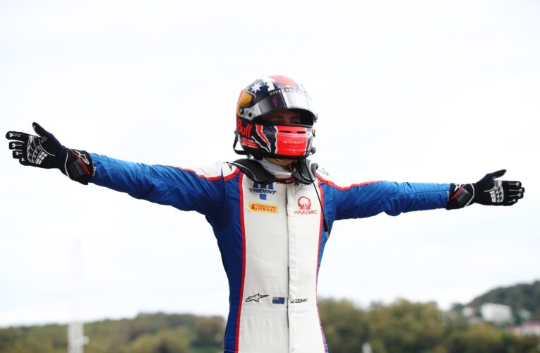 F3: Trident win the Teams' title as Doohan wins in Sochi