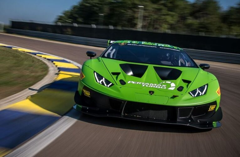 Lamborghini unveils its roster of Factory Drivers for the 2021 season
