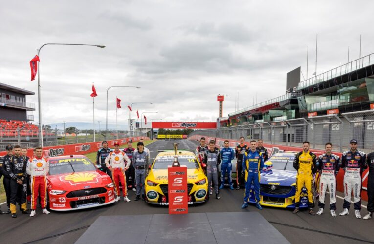 Supercars season launched at Mount Panorama