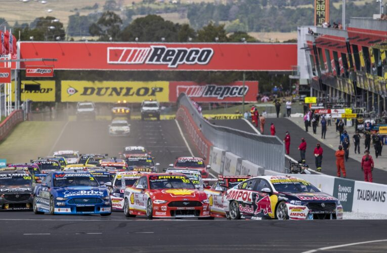 NASCAR eyeing Supercars purchase  (2nd Update)