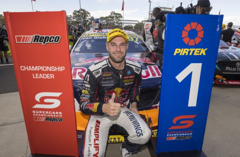 Supercars: Van Gisbergen goes two-for-two