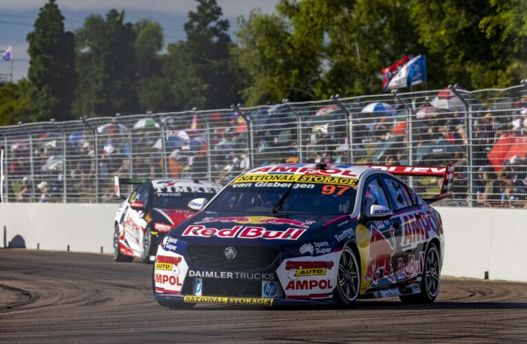 Supercars: Van Gisbergen makes it clean sweep in Townsville