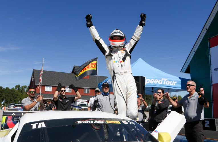 Dyson clinches 2021 Trans-Am title with VIR sweep