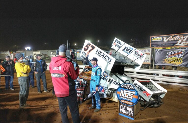 America's best driver heads to Williams Grove and Talladega this weekend  (Update)
