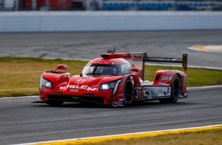 Conways tops 2nd IMSA Roar Before the 24 Practice