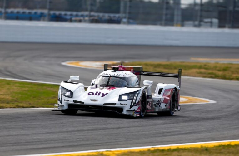 Johnson expects Rolex 24 to be 'one of the hardest ones yet'
