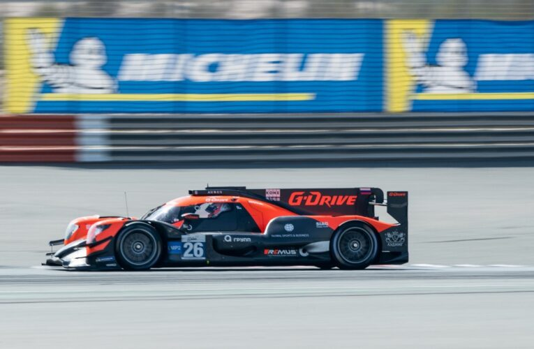 G-Drive Racing Claim Back-to-Back Victories in Dubai!
