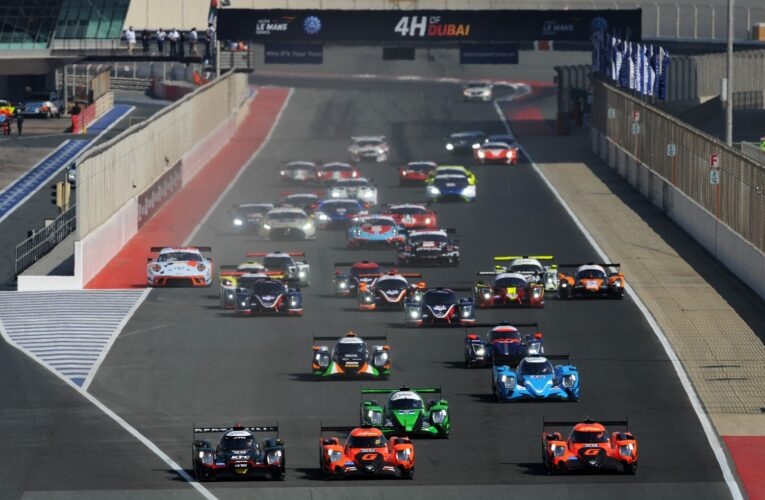 G-Drive Racing Wins Race 1 of the 2021 Asian Le Mans Series