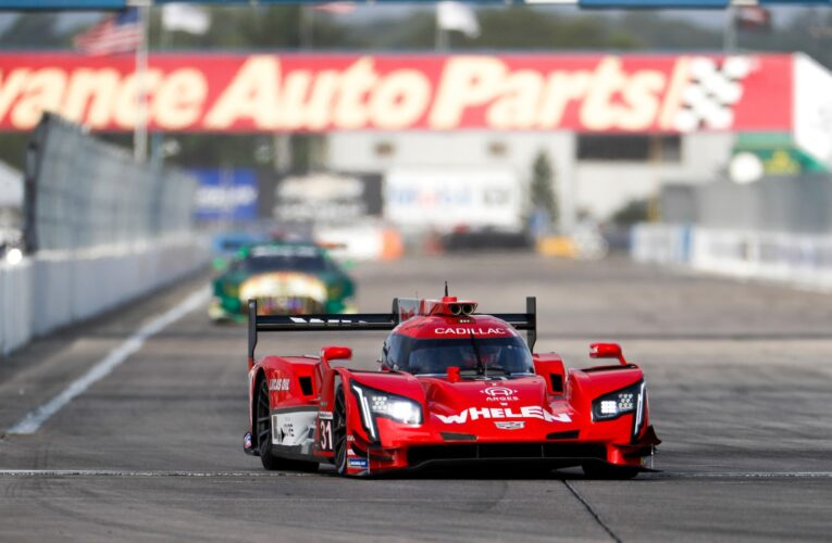 Derani puts Action Express Cadillac on 12 Hours of Sebring pole