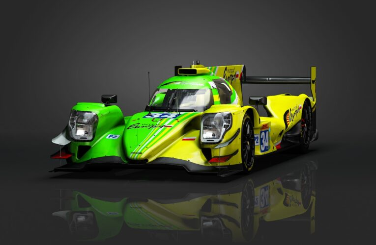 Castroneves to race for Polish LMP2 team at Sebring WEC event  (Update)