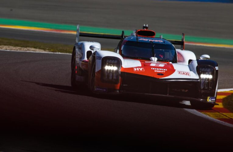 Video: The Car Built To Make History With Toyota Gazoo Racing