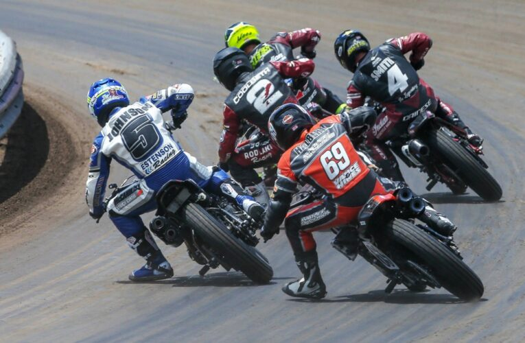 American Flat Track schedule features all 17 rounds on NBCSN