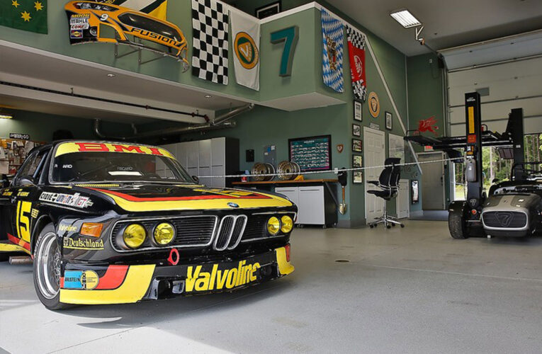 New Jersey Motorsports Park Announces Phase V of Exotic Car Garages