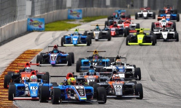 2022 Schedule Announced for FR Americas and F4 U.S. Championship