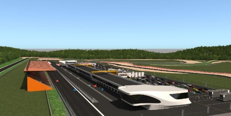 A new F1 and MotoGP circuit planned for Madrid