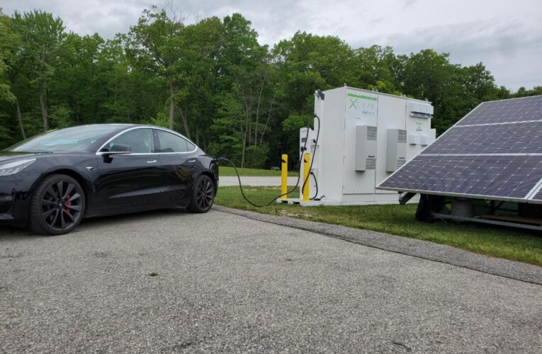 Clean Electric Vehicle Charging Coming to Road America
