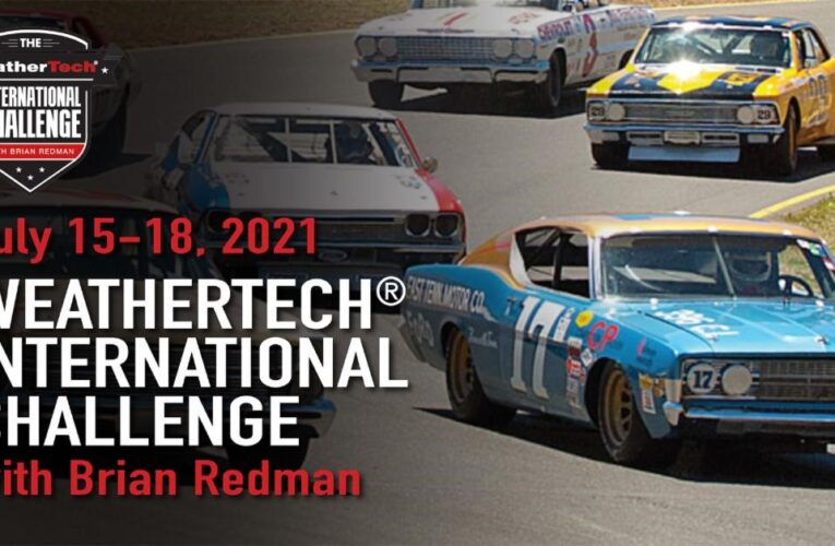 Entries are Open for the WeatherTech International Challenge