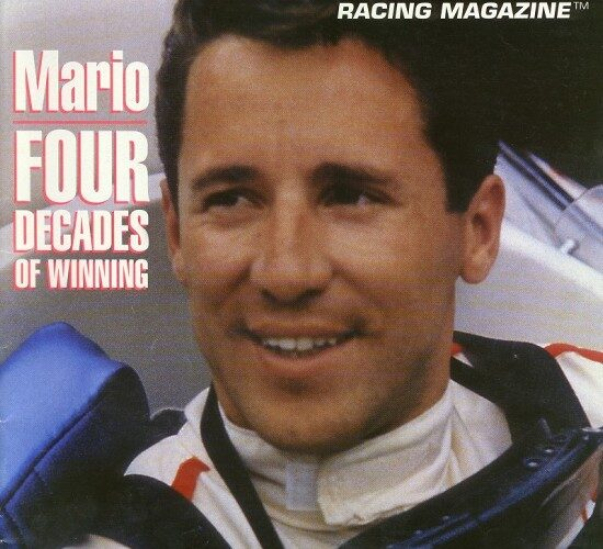 All-Time Indy Car Records dominated by Mario Andretti