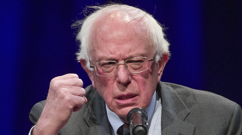 Socialist Bernie Sanders would live sportscar racing - take from the successful and give to the wankers