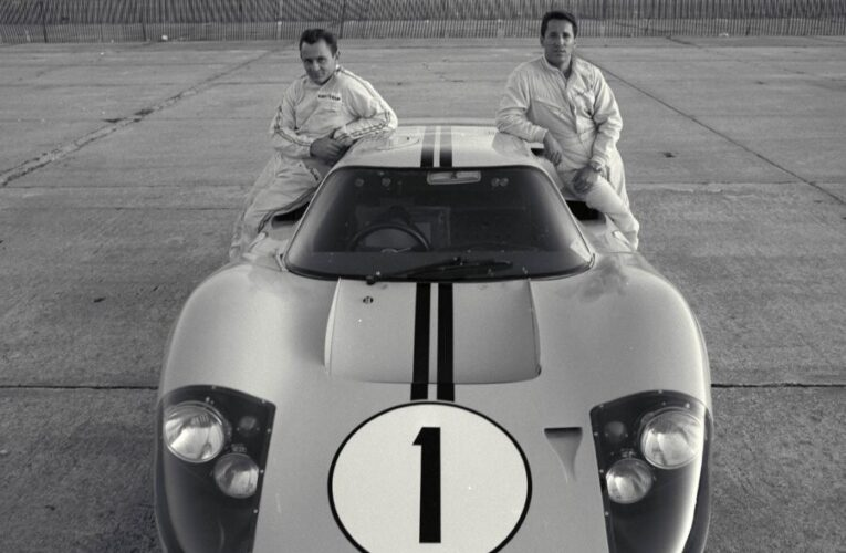 Video: Andretti & Rutherford with Zak Brown on Bruce McLaren