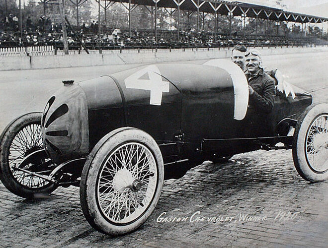 Chevrolet Celebrates A Century Of History At The Famed Brickyard