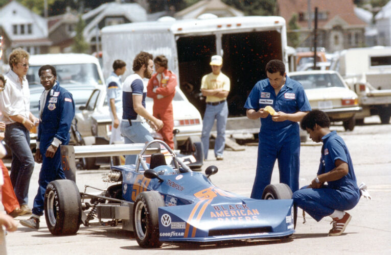 Tommy Thompson could have been the Jackie Robinson of IndyCar racing