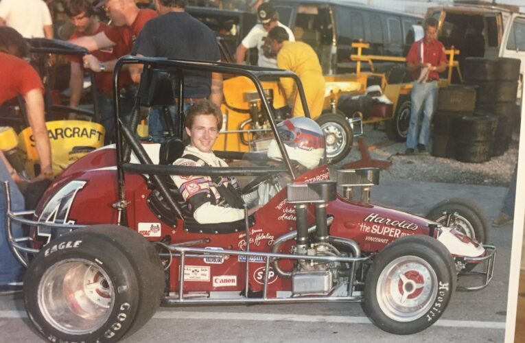 Jarett Andretti Announces Livery Design for 2019 USAC Indiana Sprint Week