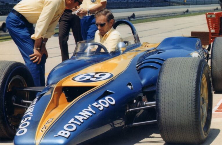 Stealing the Indy 500 – Part 1 of 2