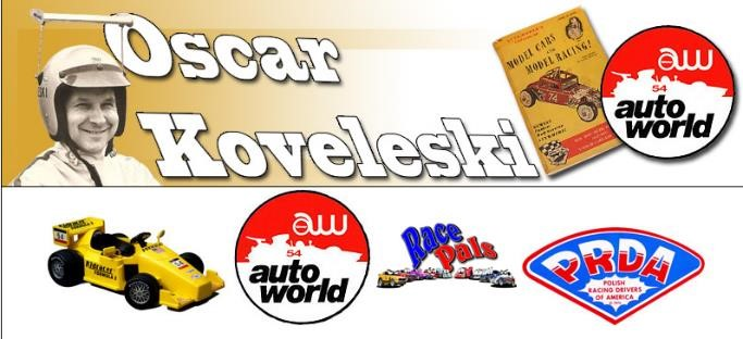 The racing world loses Oscar Koveleski