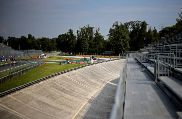Monza wants funds to restore banking 'for racing'