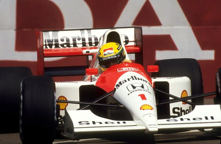 Senna and Schumacher faster than Hamilton, official F1 study claims  (Update)
