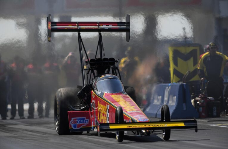 Fans will be allowed for NHRA Fall Nationals