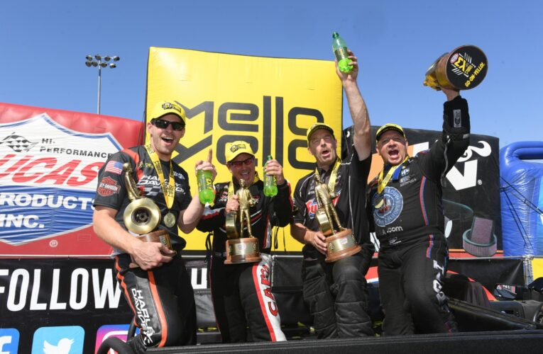 NHRA Sonoma Nationals Cancelled