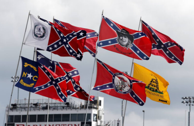 NASCAR bans Confederate flag from its events