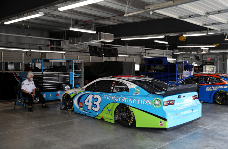 NASCAR discusses Bubba Wallace noose investigation