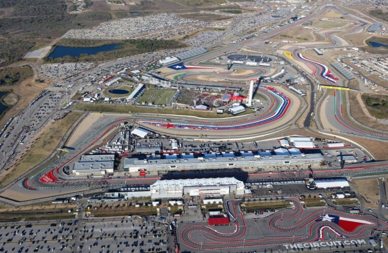 Rumor: NASCAR Cup race to replace IndyCar at COTA  (Update)