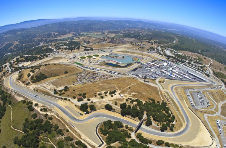 Upcoming Events at Laguna Seca to be Held Without Spectators