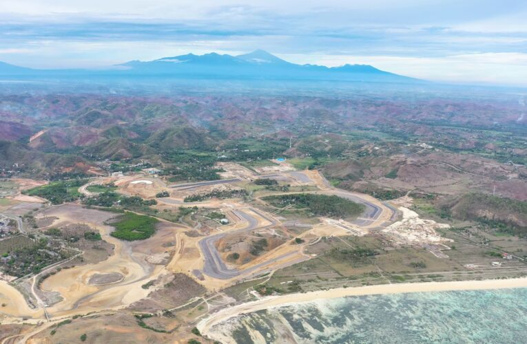 MotoGP's 'Largest Circuit Project', Mandalika, Almost Complete