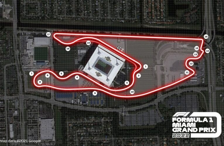 IndyCar: Miami F1 track open to hosting IndyCar race